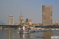 Египет: Вид на Каир с Нила