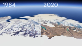 Our Ocean | Timelapse in Google Earth