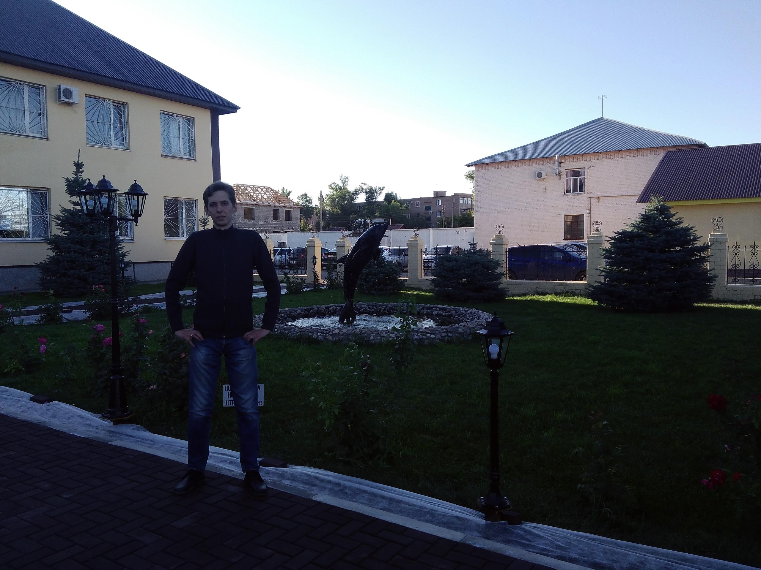 Чёрный Дельфин в Соль-Илецке