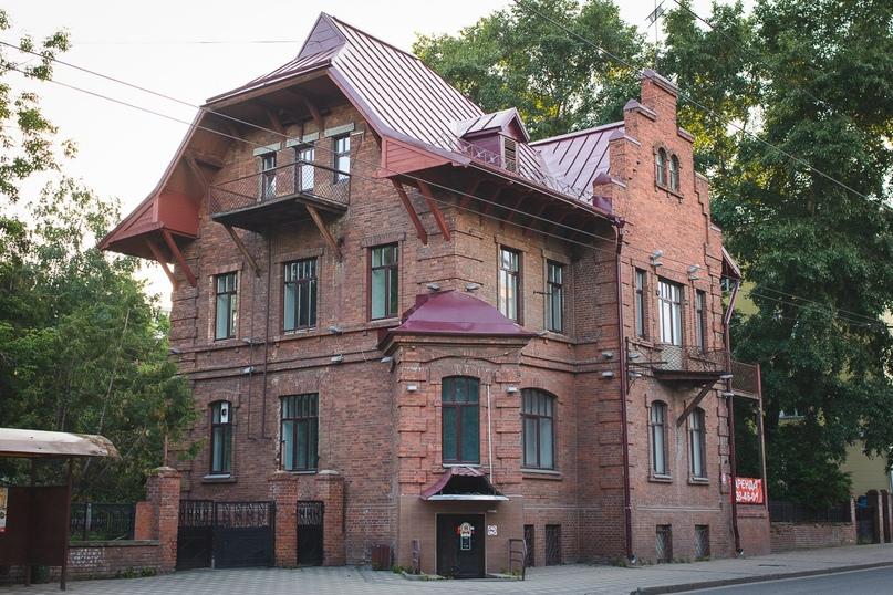 Дом Левицкого. 2017 г.