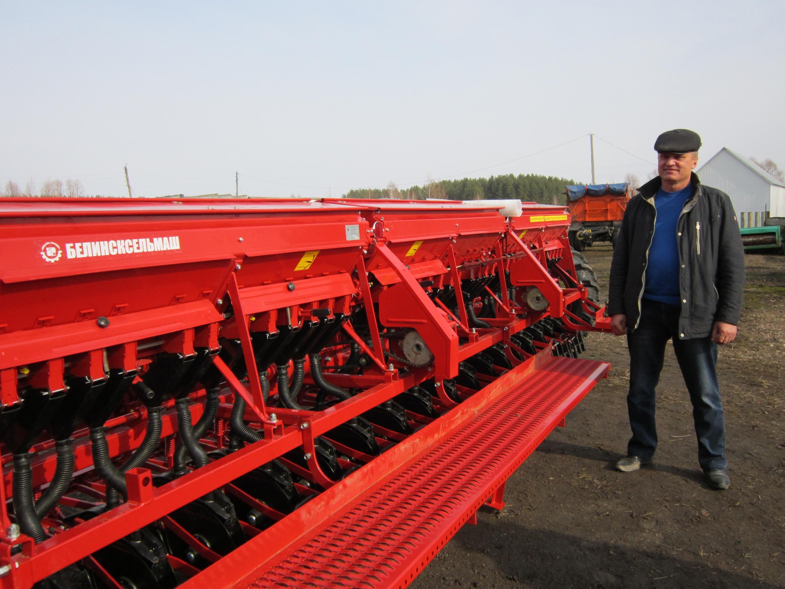 Фермерэнь хозяйствань азорось – СЕРГЕЙ КИПАЕВ