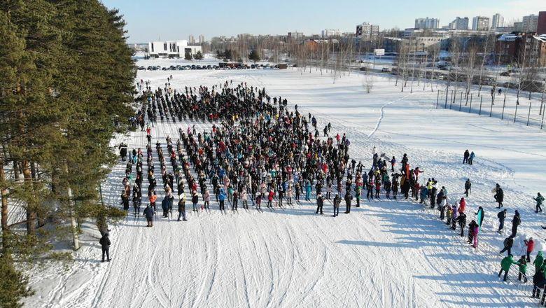 Лыжня Татарстана – 2020