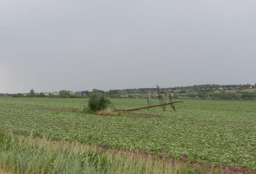 Электроснабжение в Козьмодемьянске и Горномарийском районе восстановлено