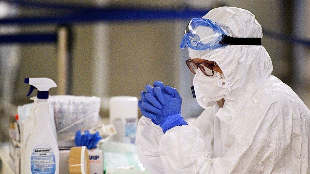 В региональном Минздраве представили суточную статистику по заболеваемости коронавирусом