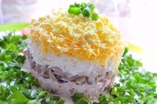 🍴ТОП- 5 Обалденных и вкусных салатов!, изображение №2