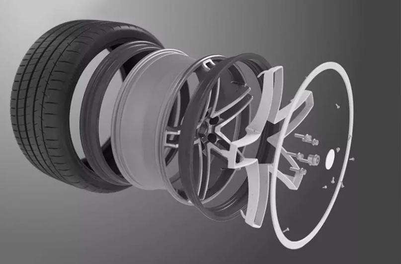 Шины из будущего, изображение №9
