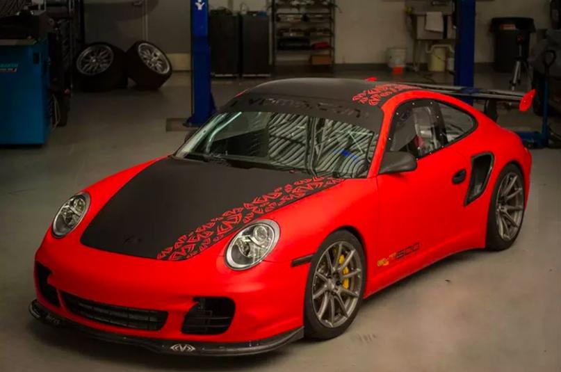Самые мощные Porsche в мире, изображение №13