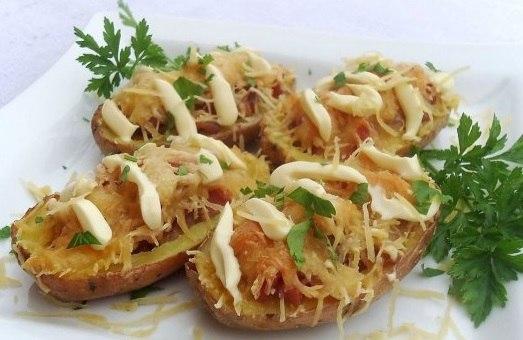 🍴ТОП-10 простейших и вкуснейших рецептов из картофеля, изображение №7