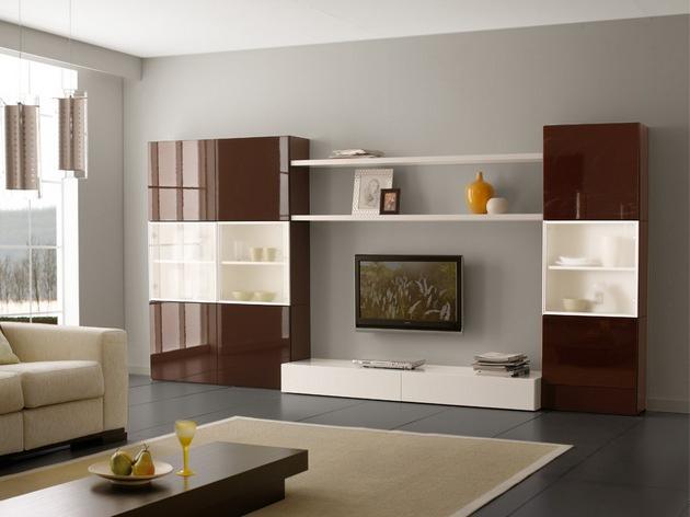 Мебель для гостиной — оптимальные решения, изображение №2