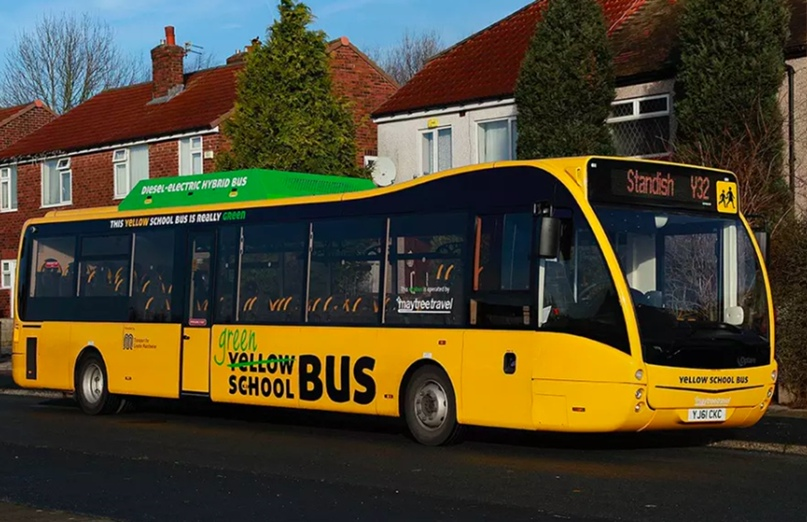 Школьные автобусы разных стран, изображение №9