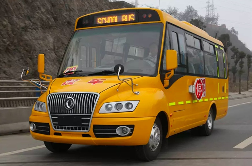Школьные автобусы разных стран, изображение №10