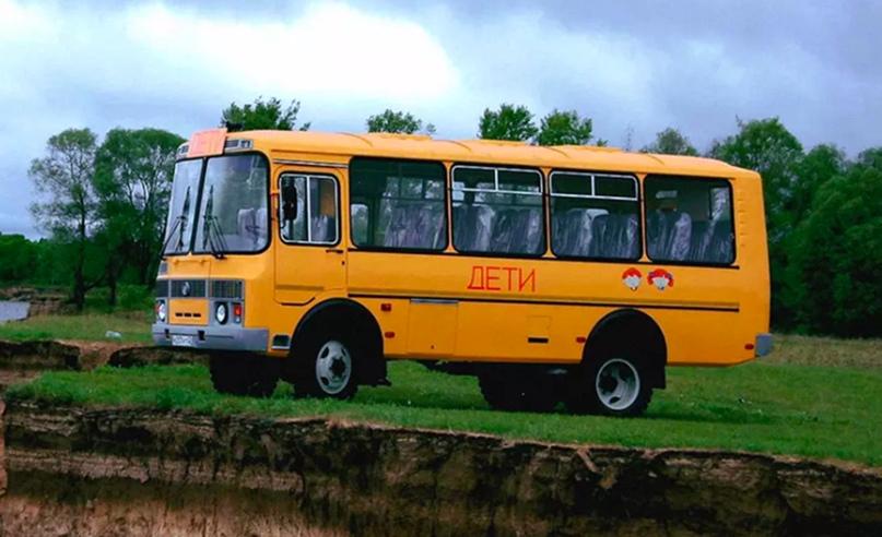 Школьные автобусы разных стран, изображение №13