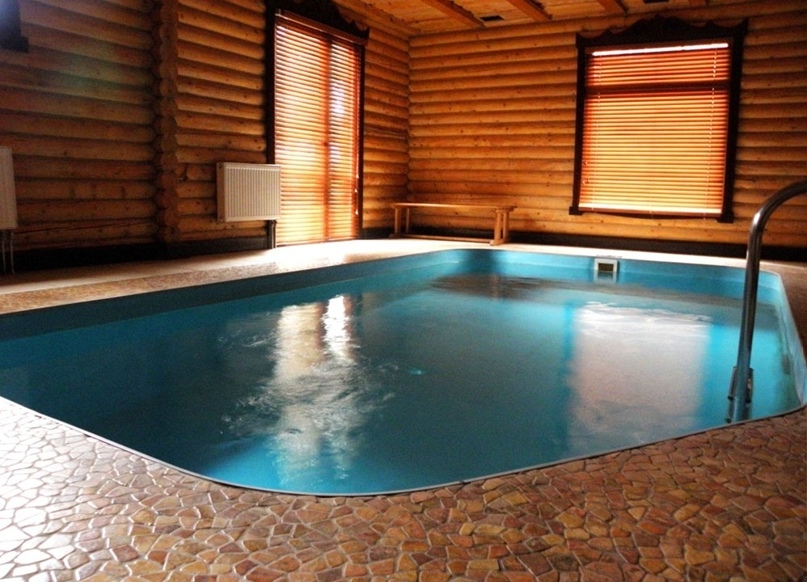 Как изготовить бассейн в своем доме, изображение №3