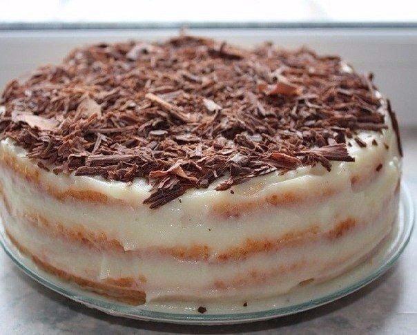 🍴ТОП-6 рецептов самых быстрых и вкусных тортов!, изображение №4