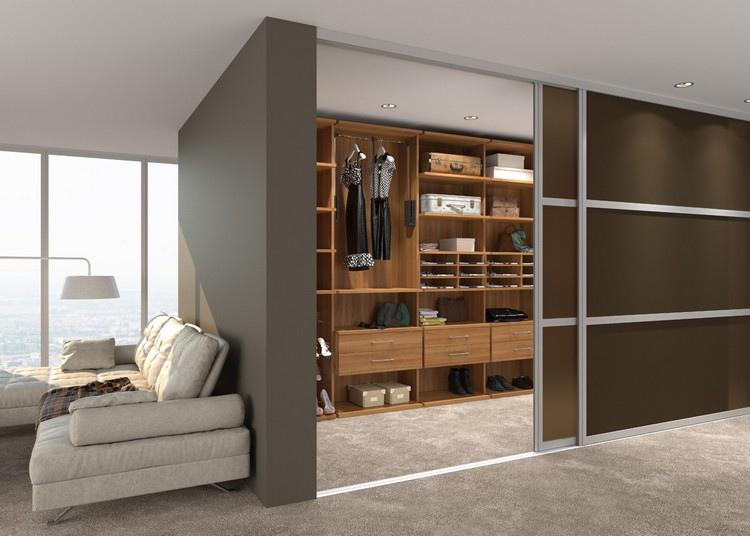 Раздвижные двери для гардеробной, изображение №2