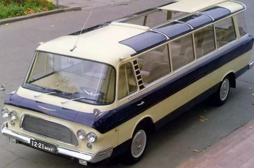 Автобусы, в которые можно влюбиться, изображение №5
