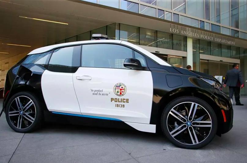 История полицейских авто Америки, изображение №15