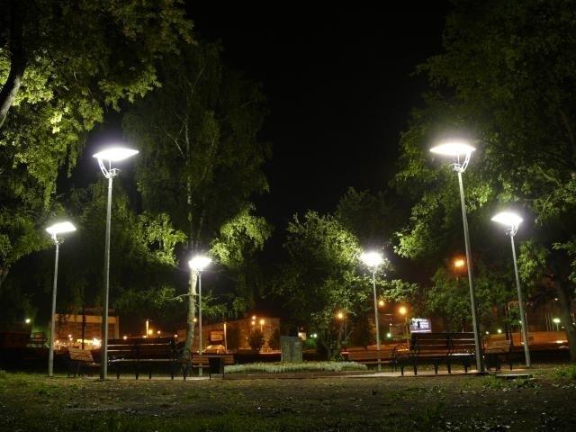 Разновидности парковых светильников, изображение №2