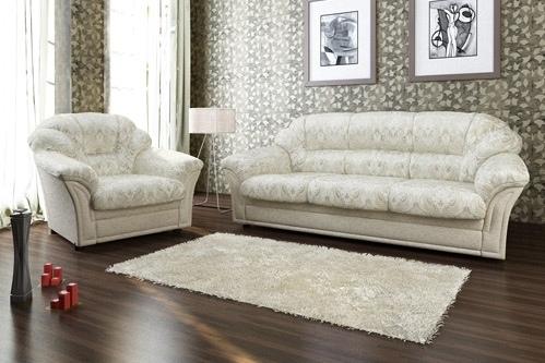 Незаменимая мебель для вашей гостиной: кресла и диваны, изображение №2