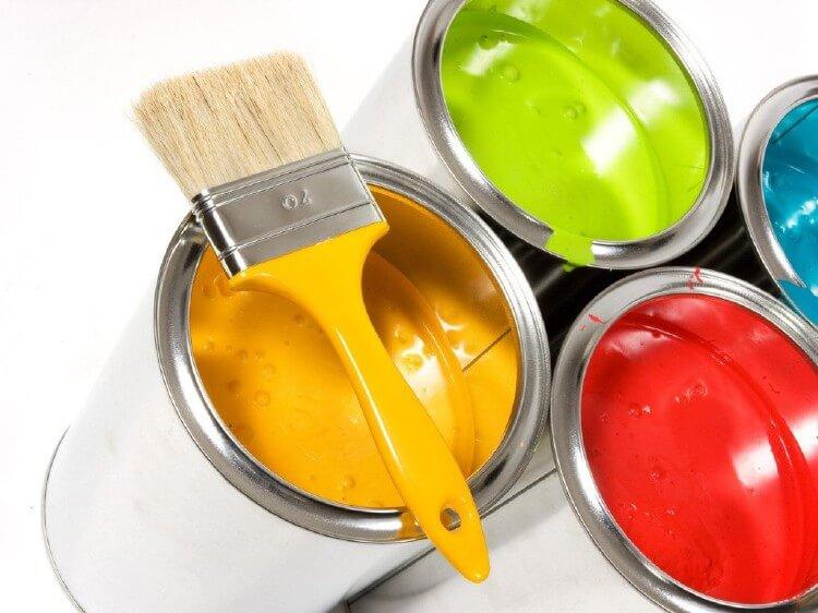 Выбор краски для окрашивания стен и потолка, изображение №2