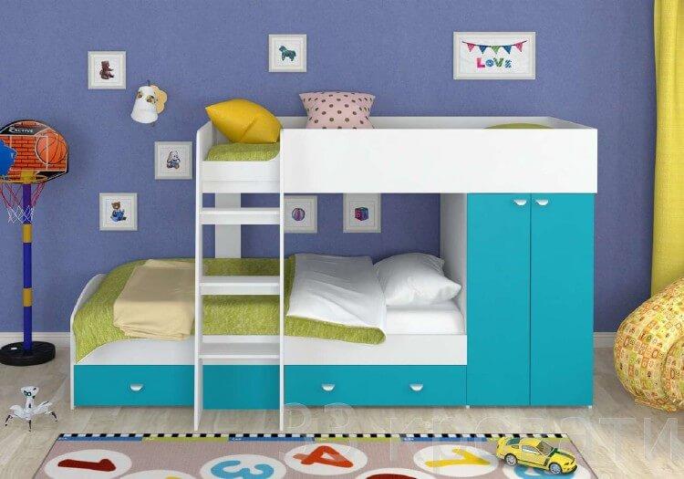 Выбор детской кровати, изображение №4