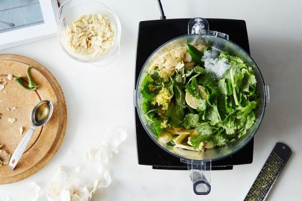 Пикантный зеленый суп, изображение №3