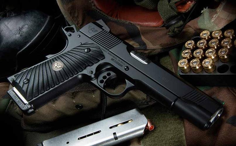 Пистолет Wilson Combat CQB, США, изображение №5