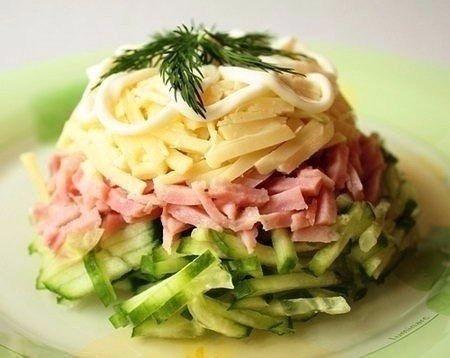 🍴ТОП- 5 Обалденных и вкусных салатов!, изображение №4
