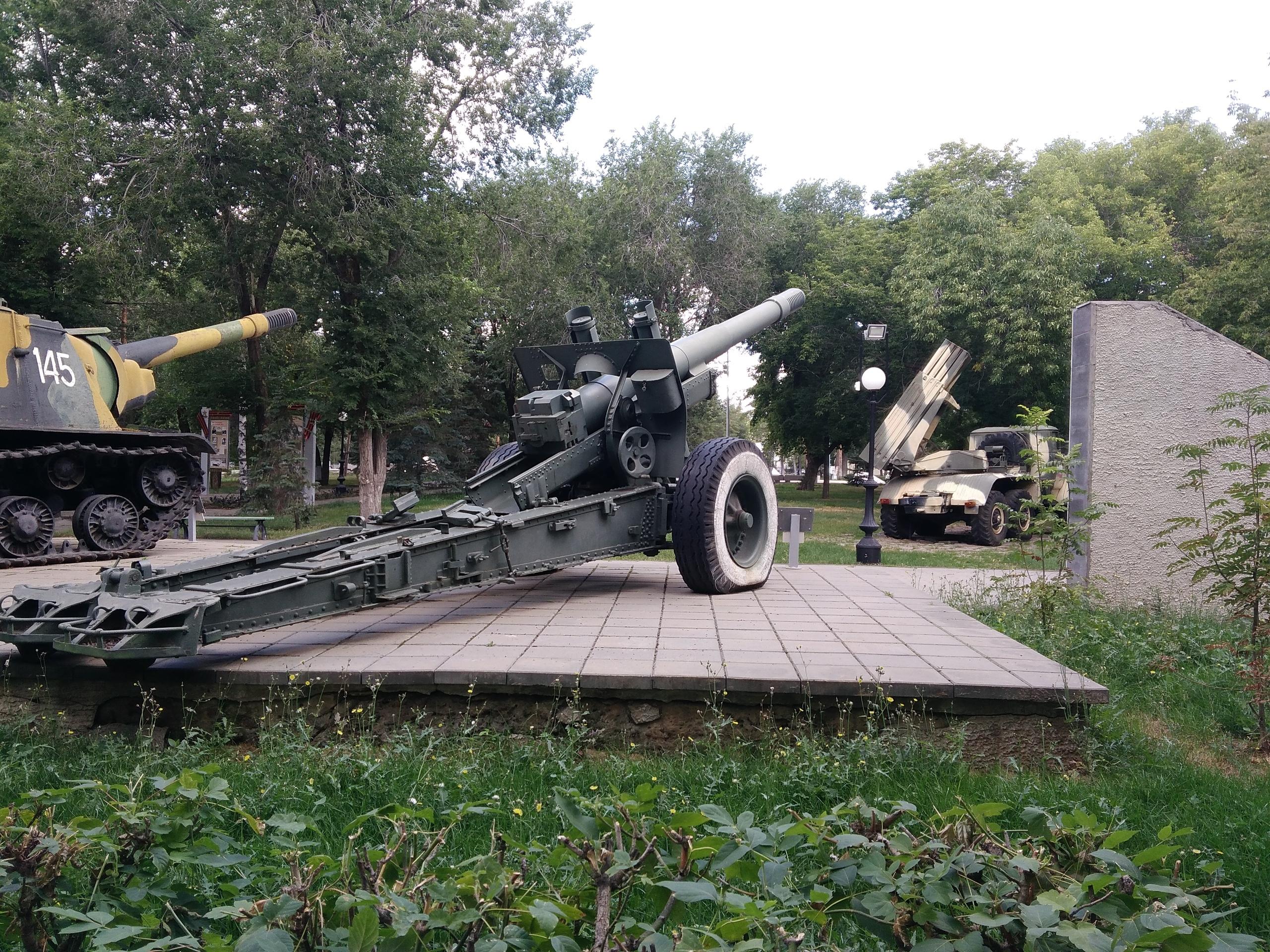 мемориальный комплекс-музей Салют, Победа в Оренбурге