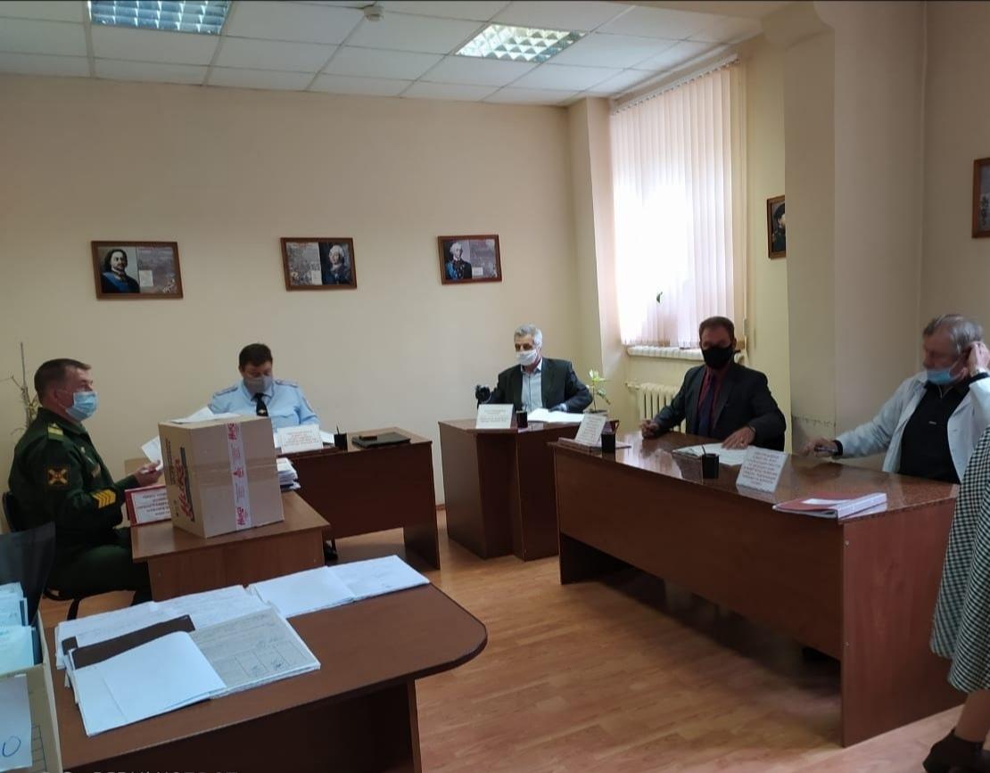 В Йошкар-Оле начали работать медицинские и призывные комиссии