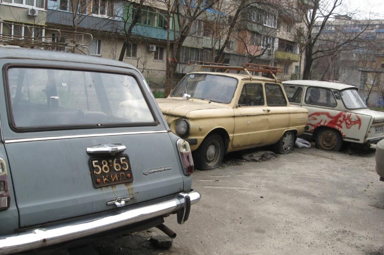 штраф за брошенные автомобили
