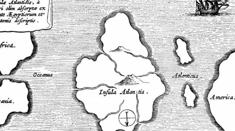 Загадочная история Атлантиды, которая мало кому известна, изображение №7